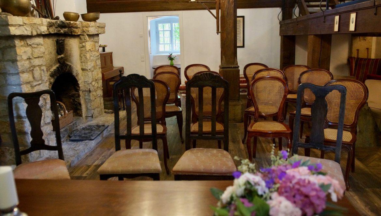 Heiraten in der alten Mühle im historischen Flair